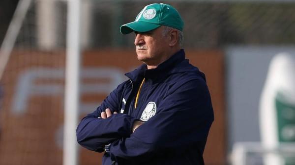 Felipão é demitido do Palmeiras após reunião da diretoria