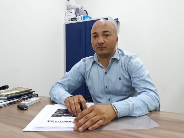 Xinguara: Vereador cobra ação do governador Helder para área de segurança do município.