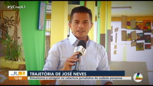 Parauapebas: Morre o jornalista José Neves na capital paraense