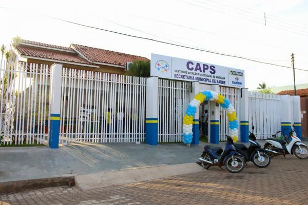 Xinguara: CAPS inaugura novas instalações com mais conforto e humanização