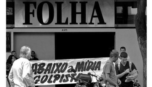 Folha confessa que ajudou nos crimes da Lava Jato