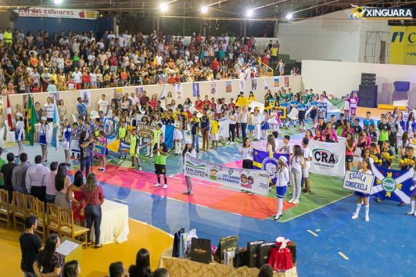 Vai começar o 24º JOPEX - Jogos Poliesportivos Estudantis de Xinguara