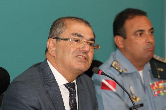 Novo secretário apresenta plano de combate à violência