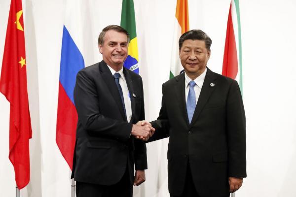 Líderes mundiais terão encontro com Bolsonaro este mês