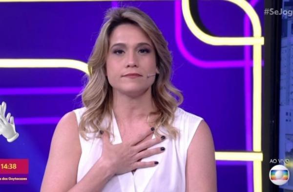 Globo substitui Se Joga, explode em audiência e Fernanda Gentil é ameaçada