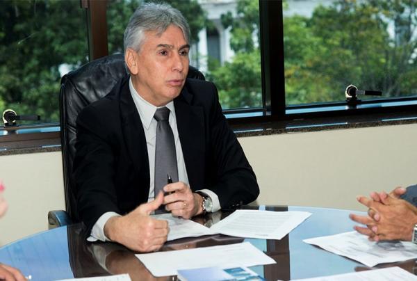 O procurador-geral de Justiça, Gilberto Martins, fará a entrega das duas sedes. Foto: Ascom MPPA