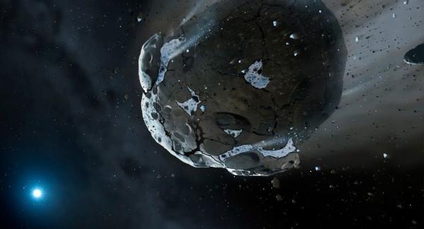 NASA revela data em que asteroide do tamanho da pirâmide de Gizé poderia atingir Terra