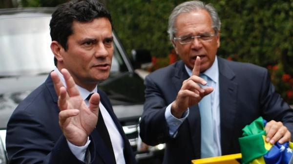 Guedes chamou Sergio Moro para ministério antes do 2º turno, diz Bebianno