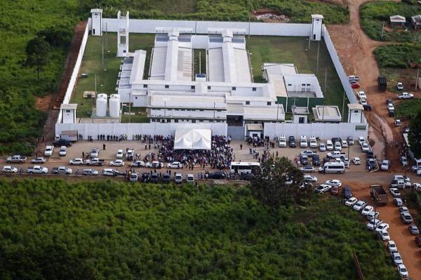 Nova unidade prisional em Parauapebas tem alto padrão de segurança