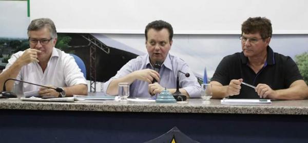 Sul do Pará/ Ministro Gilberto Kassab anuncia Internet Banda Larga de baixo custo para a região do sul do Pará