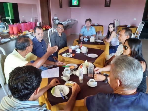 Xinguara: Acix oferece café da manhã para seus associados
