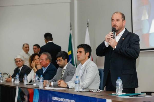 PF faz buscas na sede do governo do Pará em investigação contra vice-governador
