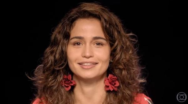 Nanda Costa, Érica da novela Amor de Mãe, pegou público de surpresa após publicação (Foto: Reprodução/TV Globo)
