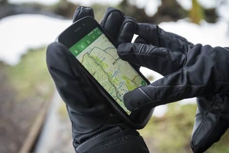 O smartphone é desenvolvido pela Land Rover, em parceria com o Bullitt Group (Foto: Divulgação)