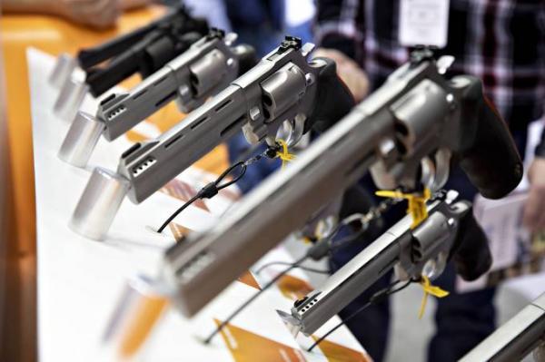 Brasil registra cinco armas por hora para pessoas físicas em 2019