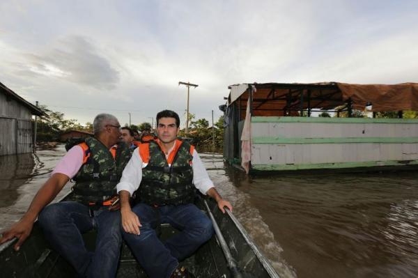Serviço de alertas de desastres por SMS começa a funcionar no Pará