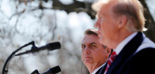 Irã cobra Brasil sobre apoio ao terrorismo de Trump