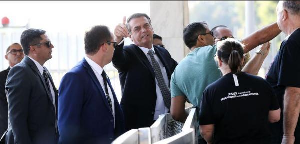 "ABI repudia declaração ""estapafúrdia"" de Bolsonaro contra jornalistas"