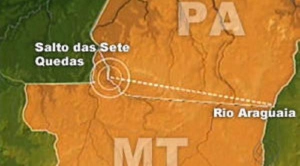 Pará e Mato Grosso brigam por limites territoriais na Justiça