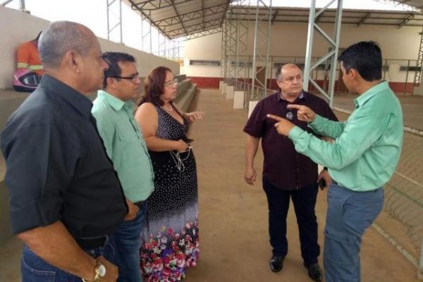SEAC define terrenos no sudeste do Estado para a construção das UsiPaz