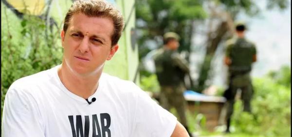 Huck é massacrado nas redes ao condenar nazismo depois de ter votado em Bolsonaro