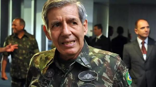 'O cara é um despreparado', diz general Heleno sobre Bolsonaro