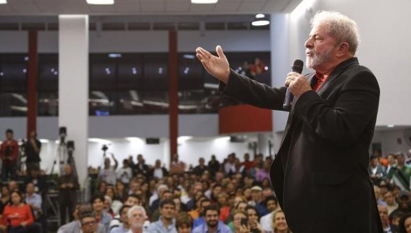 Lula: Lava Jato é uma operação de destruição do Brasil, da democracia e do povo