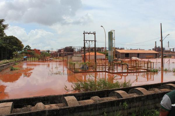 MP recomenda embargo de bacia de mineradora no Pará por falta de licença ambiental