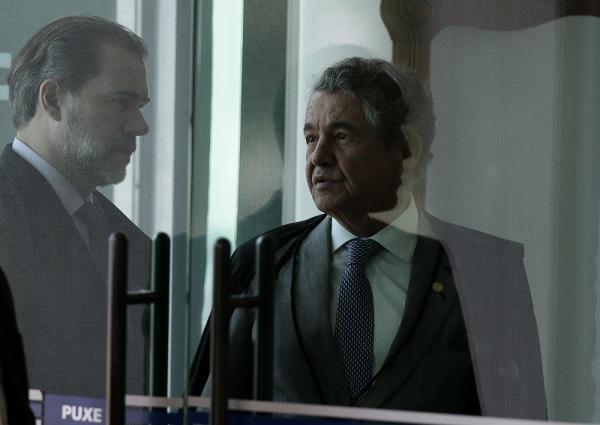 Denúncia contra Glenn é problemática e perigosa, diz Marco Aurélio, do STF