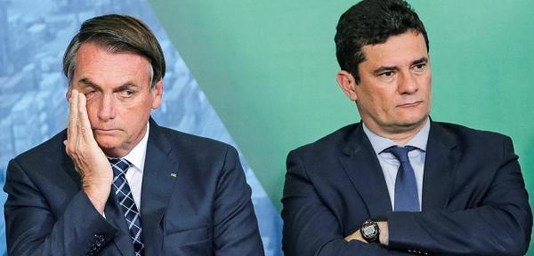 Entrevista de Moro no Roda Viva desagradou a Bolsonaro