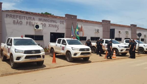 São Félix do Xingu: Fraudes em licitações teriam gerado prejuizo de quase R$ 1 milhão