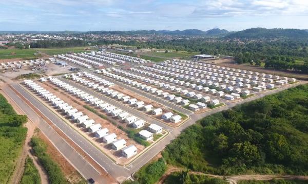 Xinguara: 400 famílias realizam o sonho da Casa Própria.