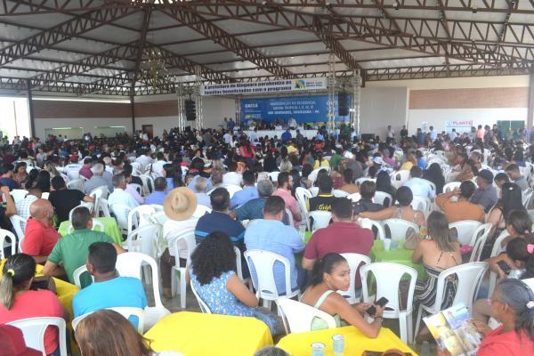 Xinguara, vivendo a grandeza de seus políticos