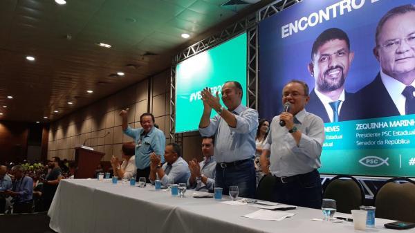 Encontro do PSC reúne lideranças nacionais do partido em Belém