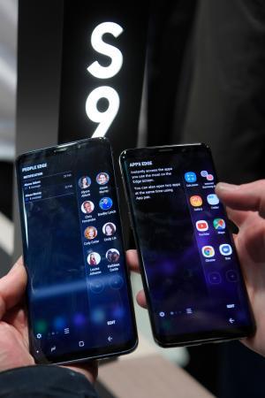 Samsung lança Galaxy S9 no MWC, maior feira de celulares do mundo; veja fotos