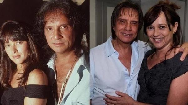 Roberto Carlos foi casado com Myriam Rios por 12 anos e agora relação com ela foi exposta (Foto: Reprodução)
