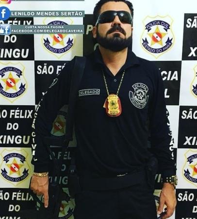 São Félix do Xingu (PA): Delegado Caveira é transferido após coordenar investigação na prefeitura