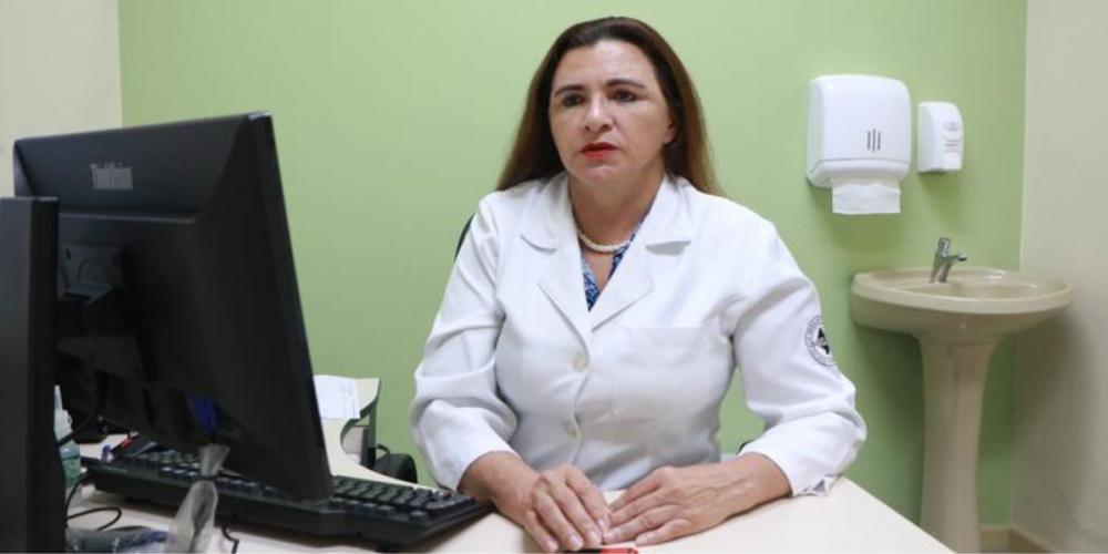 Helena Brígido diz que isolamento social é necessário e 80% dos infectados no estado estão assintomáticos (Cristino Martins / O Liberal)