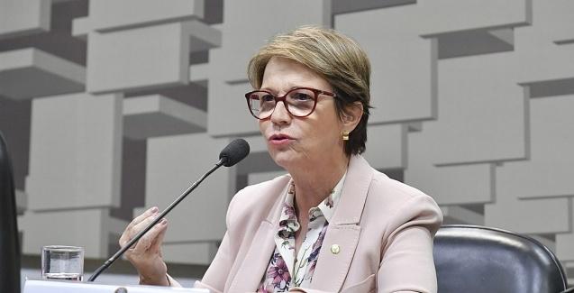 Ministra Tereza Cristina