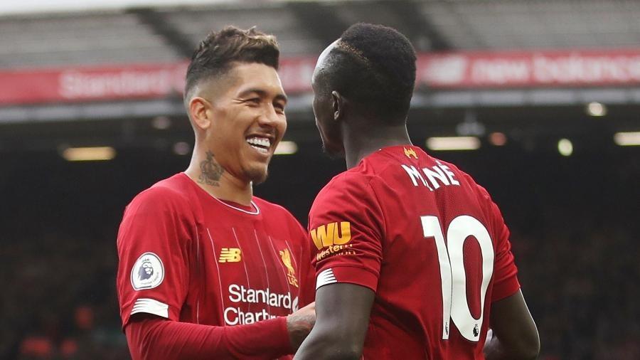 O Liverpool é líder do Campeonato Inglês com 25 pontos de vantagem para o 2º colocado, o Manchester City. Imagem: Carl Recine/Reuters