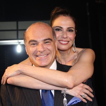 Após 12 anos, termina o casamento de Luciana Gimenez e Marcelo de Carvalho