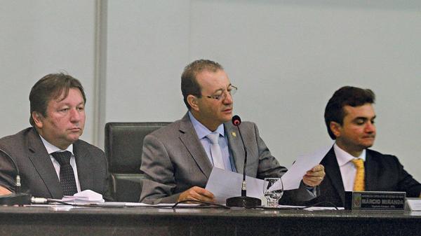 Márcio Miranda quer instalar CPI que pode favorecer a Hydro, acusada de crimes ambientais em Barcarena