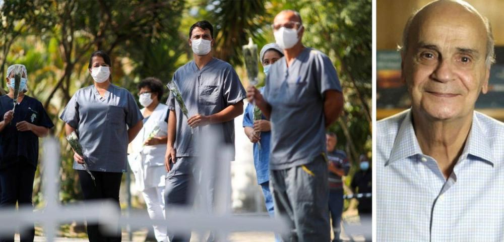 Drauzio Varella: Brasil será o epicentro do coronavírus no mundo