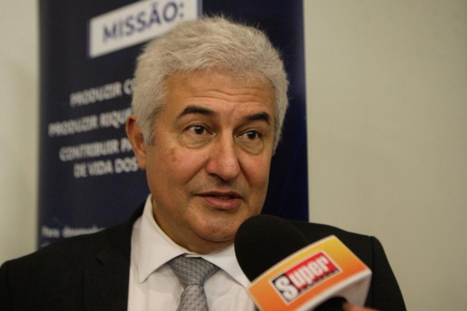 O ministro da Ciência, Tecnologia, Inovações e Comunicações, Marcos Cesar Pontes. Foto: Alex de Jesus / O Tempo