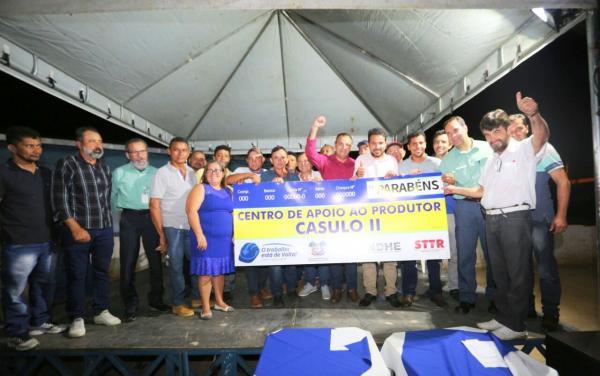Ourilândia: Projeto Casulo II é lançado em parceria com a Vale