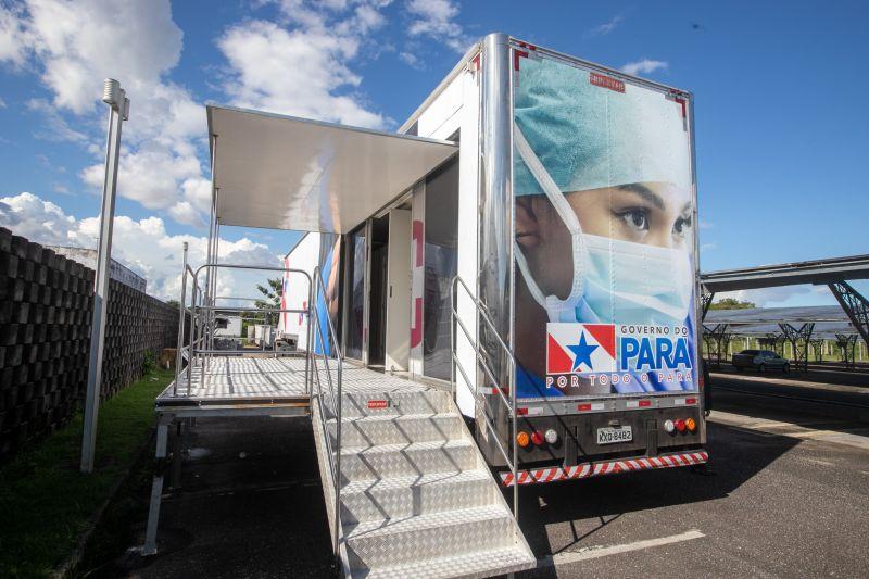 O serviço conta com médicos de diversas especialidades, além de equipamentos para a realização de exames de imagens. Foto: Marco Santos