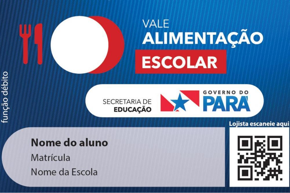 Vale será entregue a alunos maiores de 18 anos ou aos familiares dos que ainda não chegaram a maioridade. Foto: Agência Pará