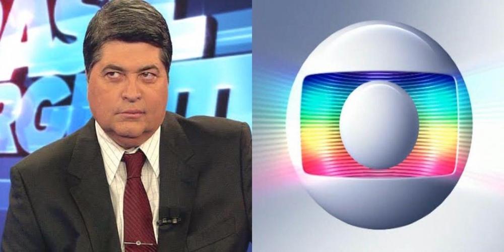 Datena revelou a contratação de um grande apresentador da Globo (Foto: Reprodução)
