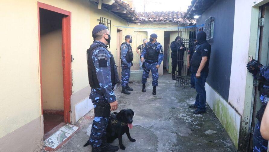 Mortes de policiais também sofreu redução no Estado | Jader Paes/Agência Pará
