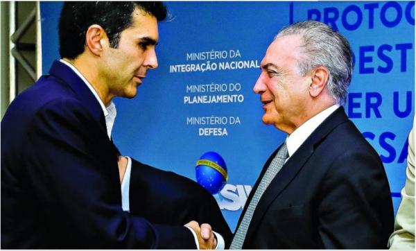 Temer assina decretos em Marabá no dia 16